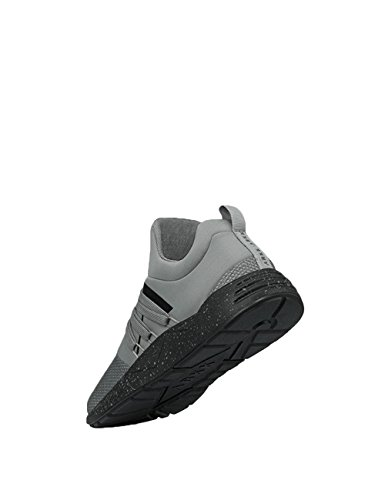 Arkk Copenhagen Women's Raven Mesh S-E15 Women's Grey Sneakers Grey Black Spray