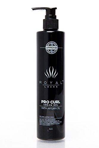 Royal Locks Crema Gel Peinar Rizos - Activador, hidratante