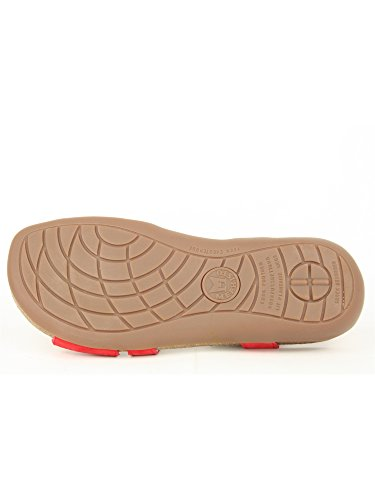 Mephisto , Sandales pour femme Rouge - Rosso