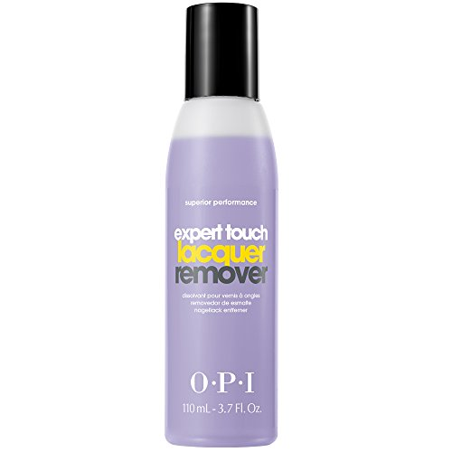 OPI Expert Touch Lacquer Remover, 1er Pack (1 x 120 ml) (Absolute Von Opi)