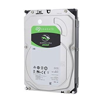 Seagate BarraCuda, 4TB, Unidad de disco duro interna, HDD, 3.5 ...