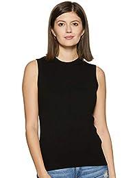 Marks & Spencer Women's Cardigan (T38/5720_Black_10)