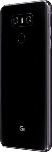 LG Mobile G6 Smartphone pantalla de 5,7 pulgadas QHD Plus Full Vision, 32GB ROM, 4GB RAM, Android 7.0, Color Negro