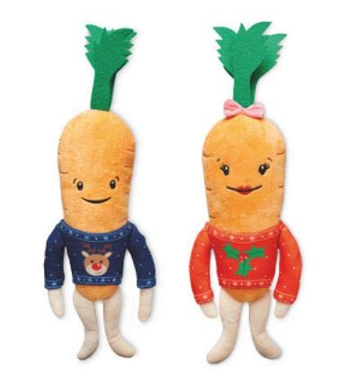 Official 2018 Aldi Kevin The Carrot & Katie