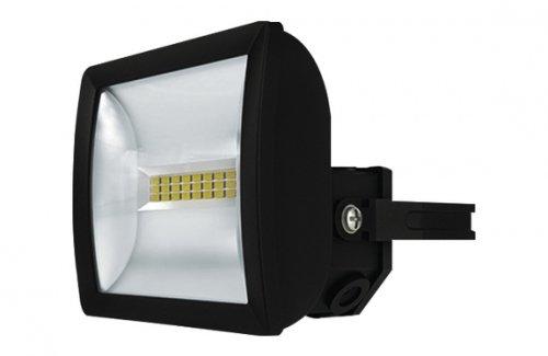 projecteur à led - theben e10l - 10 watts - noir - theben 1020712