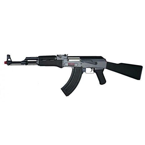 Cyma AK47 ABS Semi Automatique/Automatique Electrique Cm022 (0.5 Joule) Noir