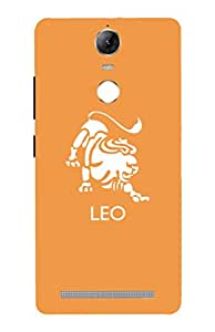 Cell Planet's High Quality Designer Mobile Back Cover for Lenovo K5 Note on Quotes/Signs/Symbols theme - ht-lnovo_k5_note-typo_1450