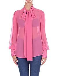 Amazon.it  Seta - 100 - 200 EUR   Bluse e camicie   T-shirt 01cc6fb9474