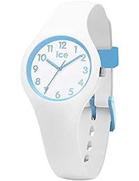 2cd5cb24be51 Ice-Watch Reloj Analógico para Niños de Cuarzo con Correa en Silicona 15348