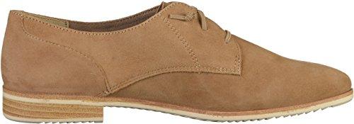 Tamaris Damen 23629 Sneakers Beige(Antelope)