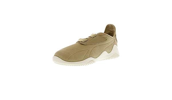 PUMA Hombres Nubuck Fashion Sneakers: Puma: