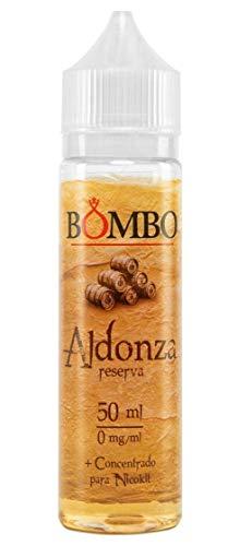 E-liquid BOMBO ALDONZA 50ML CONCENTRADO 0MG - mezcla