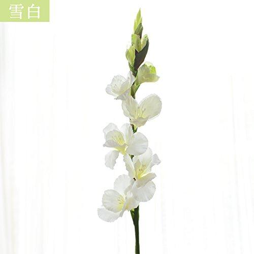 Beata.T Alta lamina di emulazione Lan Calamus Fiori artificiali fiori