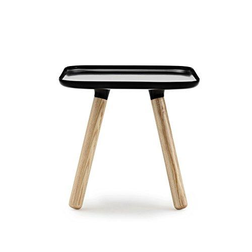 TABLO - table basse carrée noire