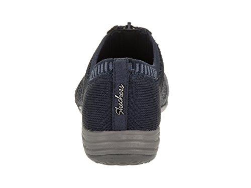Skechers Damen Unity-Transcend Slip On Sneaker Navy/Blue