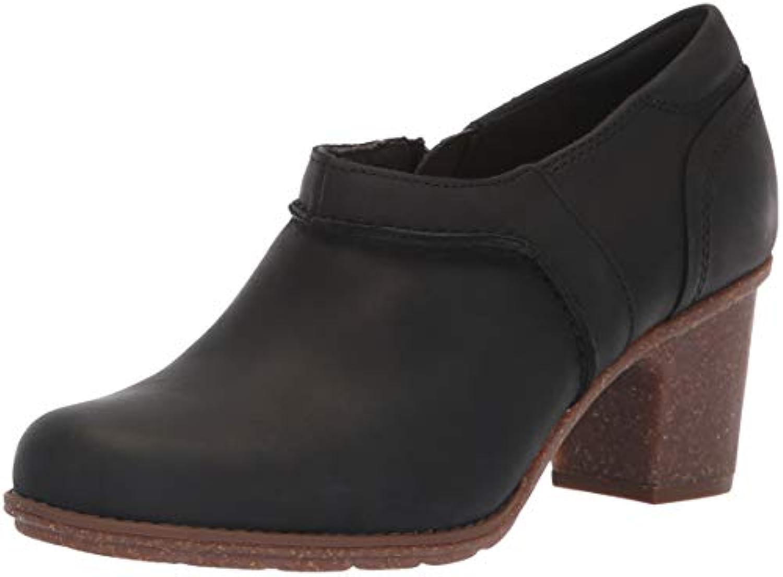 13064f634804de clarks femmes est sashlin aleta fashion boot, cuir noir, 070 070 070 w nous  b079tly799 parent | La Reine De La Qualité 3d110a