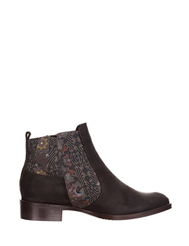 Desigual Alba, Boots femme Marron (6044)