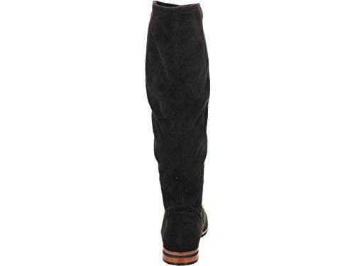Caprice Damen 25507 Stiefel Schwarz (Black stretch)