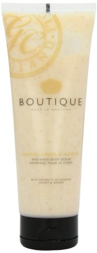 Grace Cole The Boutique Orchid Amber & Incense Body Scrub 240ml
