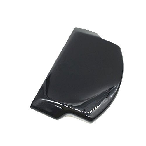 Linyuan Replacement Black Battery Back Door Cover Thick Case Cover fur PSP2000 Batterie Back Door Cover Case