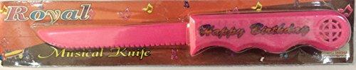 HAPPY BIRTHDAY MUSICAL KNIFE