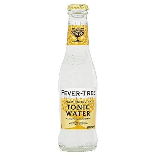 Fever-Tree Premium Indian Tonic Water 200ml x 24