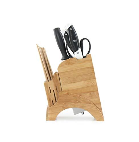 Preisvergleich Produktbild QHY Küche Regal,  Haushaltsmesser Halter,  Küche Messer Halter multifunktionale Aufbewahrungsregal