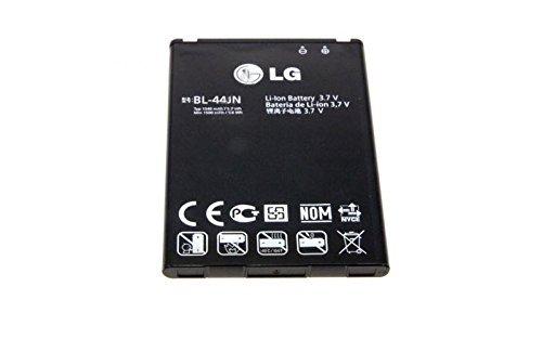 LG C660 Optimus Pro, E400 Optimus L3, E430 Optimus L3 II, E435 Optimus L3 II Dual, E610 Optimus L5, P970 Optimus Black Akku, Battery, Li-Ion, 1540 mAh, BL-44JN