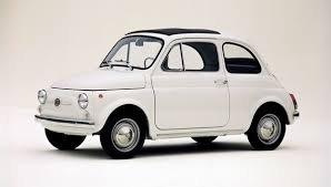 Copriauto Fiat 500 Vintage