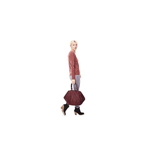 Liebeskind Berlin Damen Kaylaw Vintag Shopper, 49 x 32 x 19 cm ruby