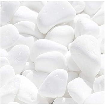 00b67e84cf9c7 MGS SHOP Marmorkies Snow rein weiß schneeweiß Garten Kies wählbar (5 15mm)