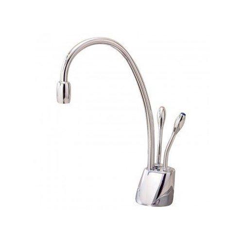 InSinkErator 44318 HC1100C Mischarmatur, gefiltertes heißes und kaltes Wasser direkt aus dem Hahn