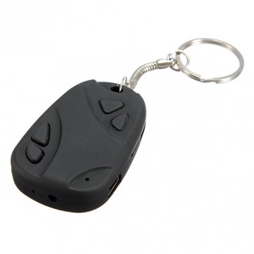 Mini DVR 808 Car Key Chain Micro Camera Pocket Camcorder