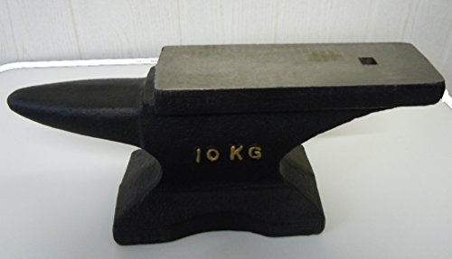 Mannesmann Anvil 10 kg M 710–10 Test