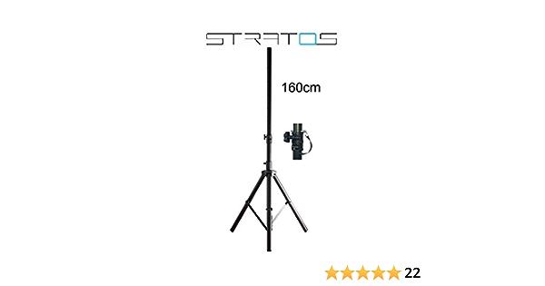 Stratos Premium Dreibein Stativ Alu Für Camping Sat Elektronik