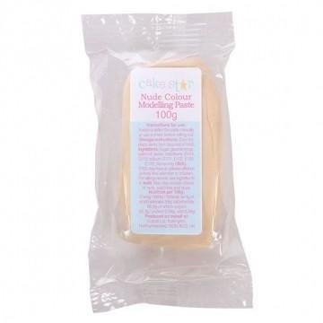 Cake Star Modelling Paste - Nude 100g