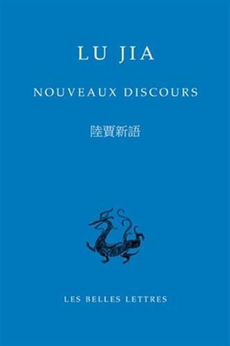 Nouveaux discours par Lu Jia
