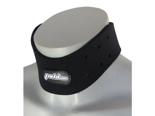 Paintball Halsschutz Field aus Neopren, 4mm dick, schwarz
