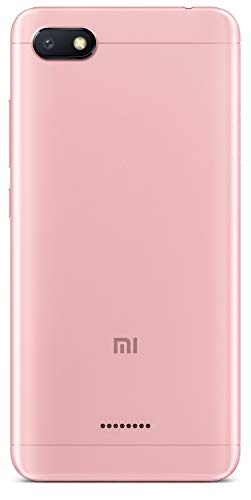 Redmi 6A (Rose Gold, 2GB RAM, 16GB Storage)