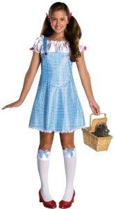 THE WIZARD OF OZ ~ Dorothy (Deluxe) - Tween Costume Tween MEDIUM