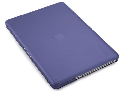 Speck SeeThru Satin Hard Shell Case Cover Schutzhülle for 13 Zoll (33,8 cm) MacBook Pro - Grape Purple Grape Purple