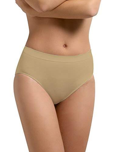 SENSI' Slip Modellante Donna Intimo Senza Cuciture Traspirante Seamless Made in Italy