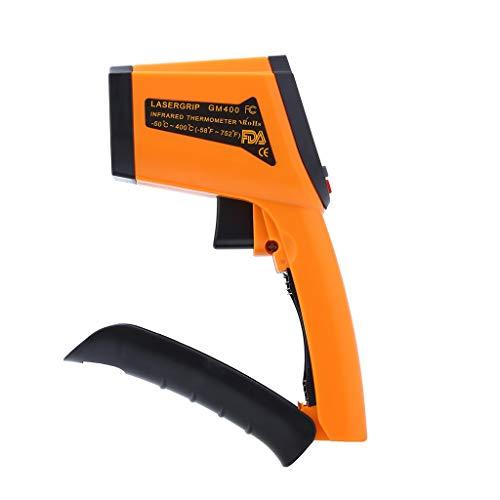 Tianya - tragbares tragbares berührungsloses Infrarotthermometer Digital-Thermometer -50 ° C - 400...