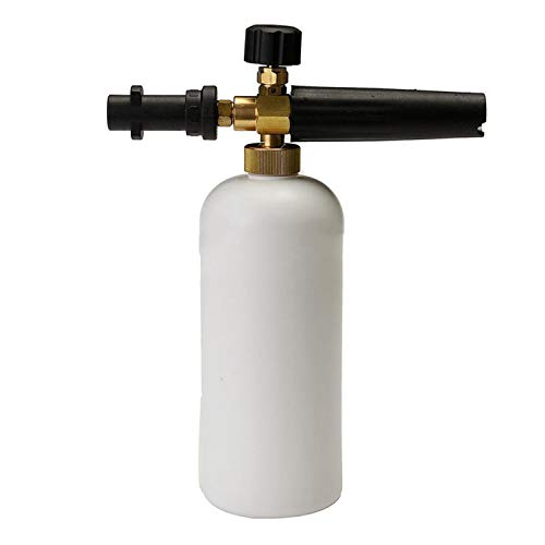 wall-8-CC - Botella de Agua para Lavado de Coche (1 L, Espuma)
