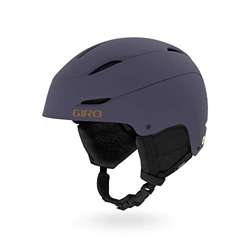 Giro Ratio MIPS Casco de esquí/Snow, Hombre, Matte Midnight, 59-62.5 cm