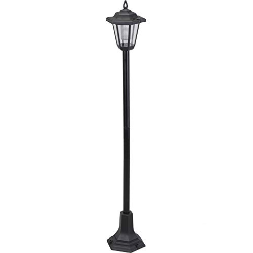 Lámpara de jardín Que Funciona con energía Solar, farola LED Exterior, para...