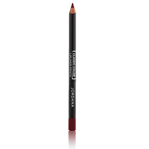 Jordana Longwear Lipliner Pencil 13 Merlot by Jordana Cosmetics