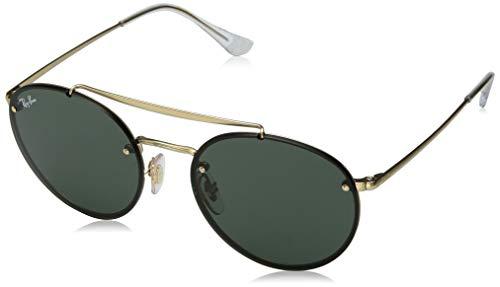 Ray-Ban Unisex-Erwachsene RB3614N-914071 Sonnenbrille, Gold (Dorado), 54