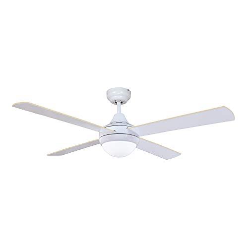 Sulion Agora Ventilador De Techo, Blanco