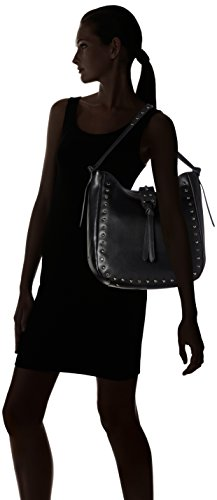 Tosca Blu - Underground, Borse a spalla Donna Nero (Black)